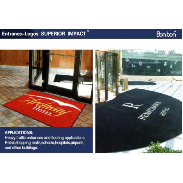 AE-193 尼龍印染防滑地毯