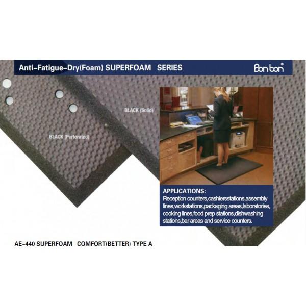 AE-440 防疲勞安全工作地墊(舒適型)