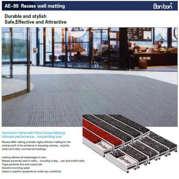 AE-99 鋁合金井位防滑地毯