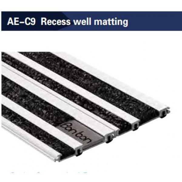 AE-C9 鋁合金井位防污地毯