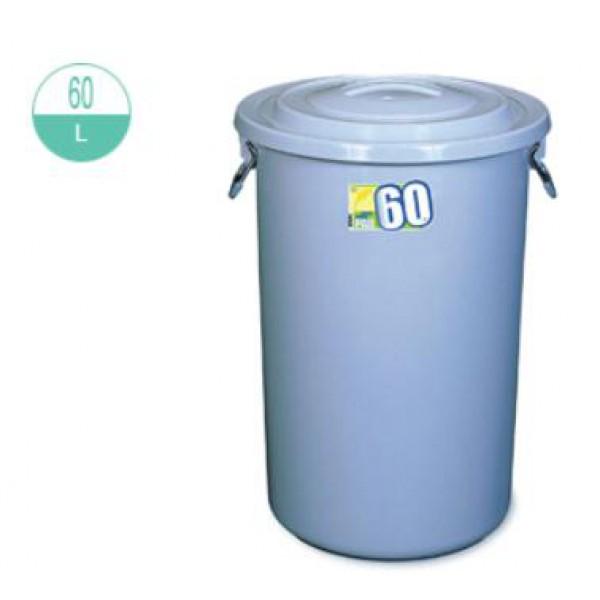 60升圓形萬用桶連蓋(2217/2217-1)