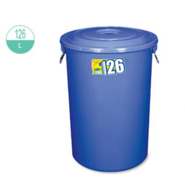 126升圓形萬用桶連蓋(2235/2235-1)