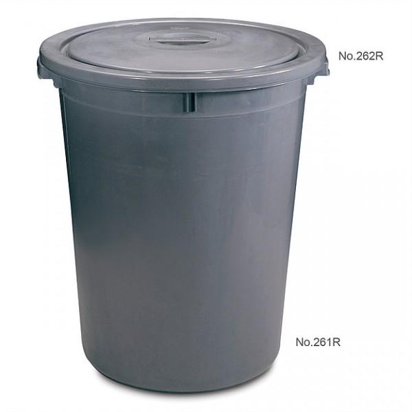 不助燃水桶連蓋(135L) (261R/262R)