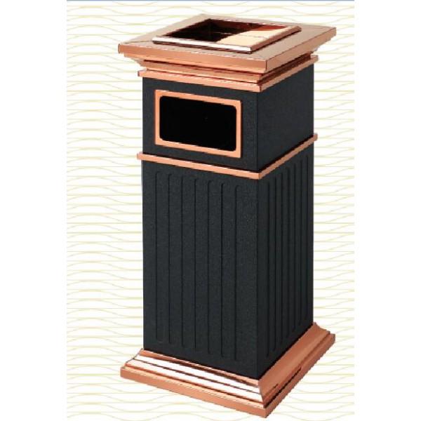 方形羅馬柱垃圾桶(A-93A)