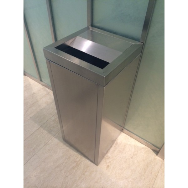 不銹鋼垃圾桶(LB-401)
