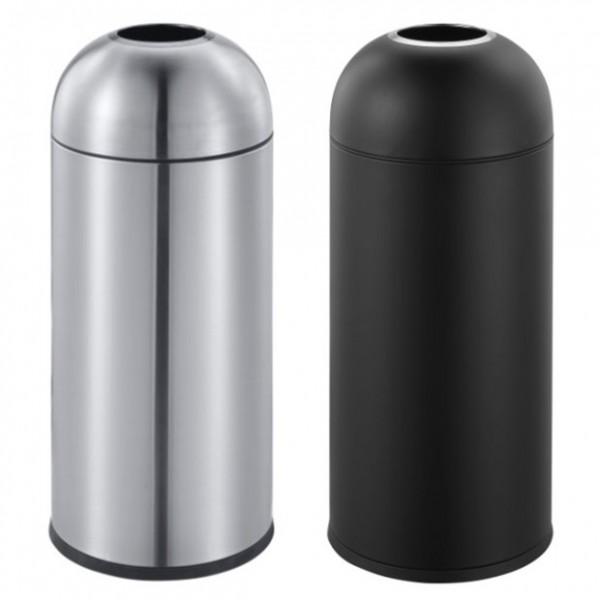 港式子彈頭垃圾桶(JD-2258-6)