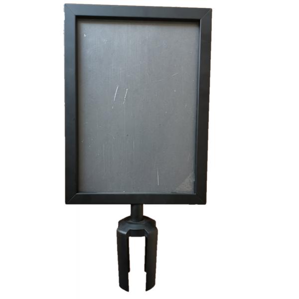 塑膠頭拉帶柱插牌(UFY-SSA4-P)