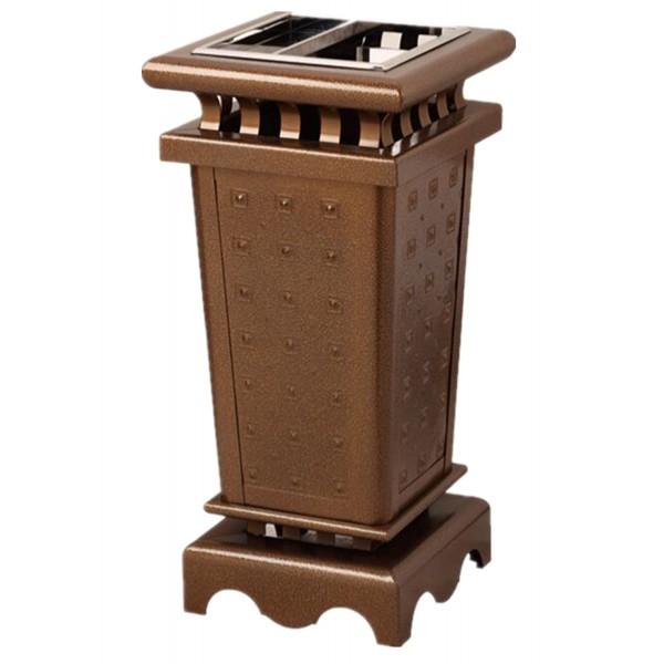 古典門釘垃圾桶(A-250B)