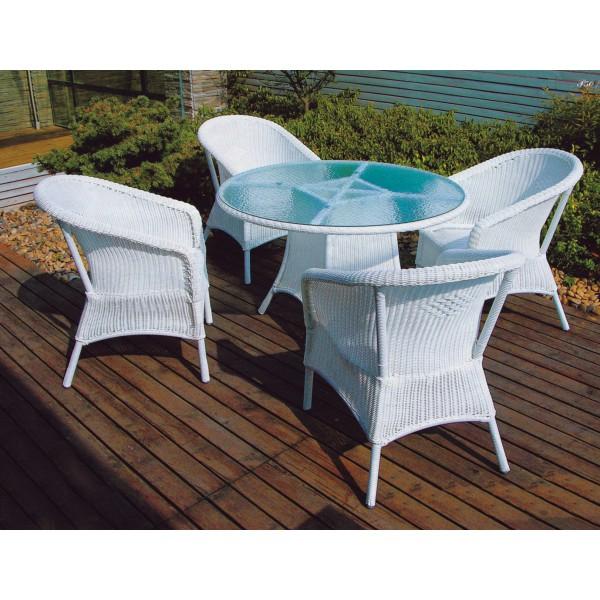 仿藤桌椅套裝(HD-B282)