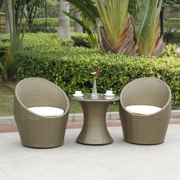仿藤桌椅套裝(HD-B339)