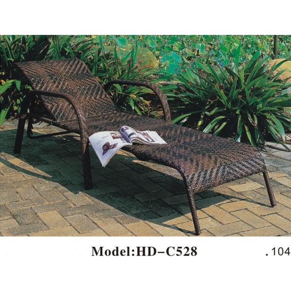 戶外仿藤躺椅(HD-C528)