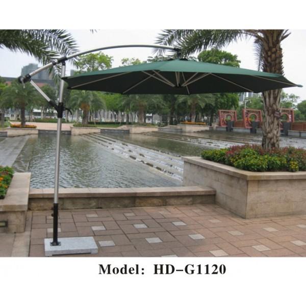 弓形單頂戶外太陽傘(HD-G1120)