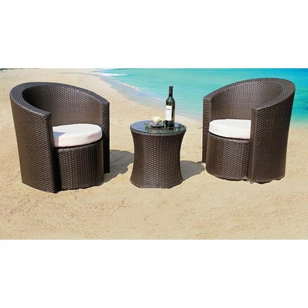 仿藤桌椅套裝(HD-B350)
