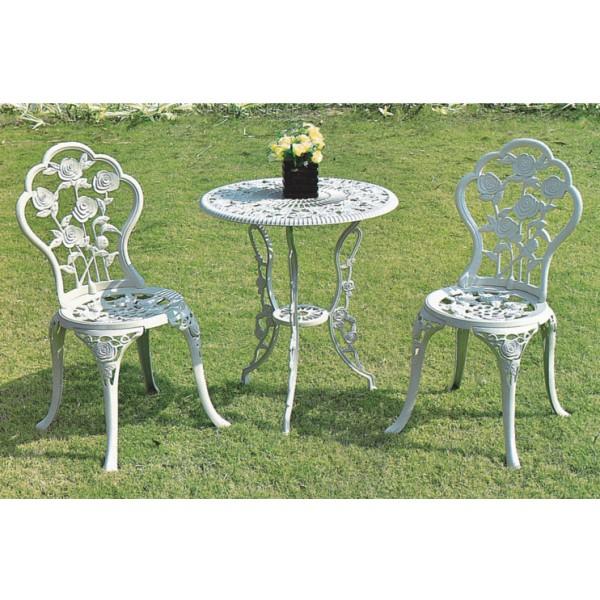 戶外鑄鋁桌椅套裝(HD-K1638B)