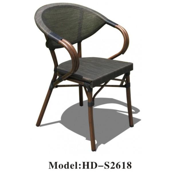仿藤單人座椅(HD-S2618)