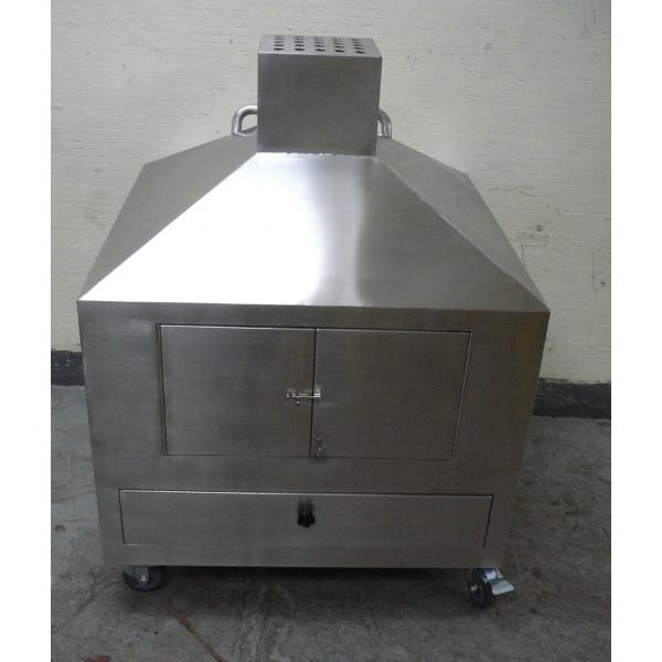 不銹鋼化寶爐
