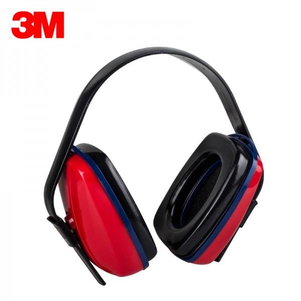 3M隔音耳罩