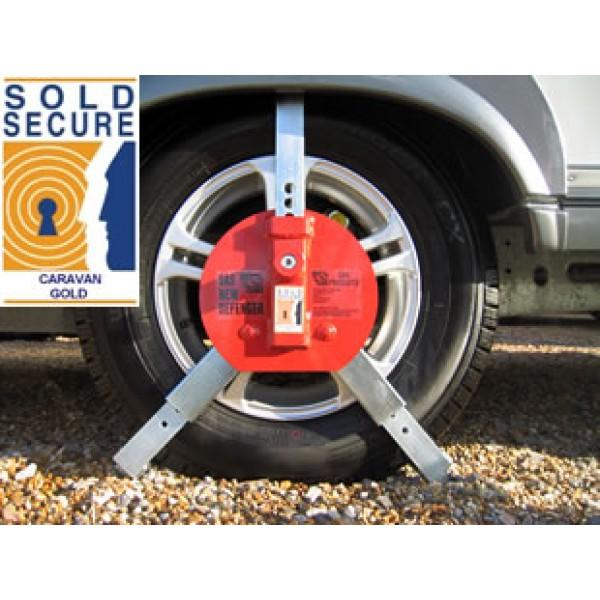 SAS New Defender 鎖車架(NDEF)